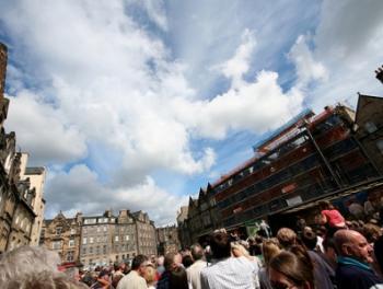 Edinburgh Jazz Festival (Copyright: Ewan McIntosh)