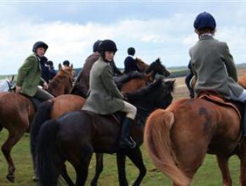 Common Ridings, Scottish Borders
