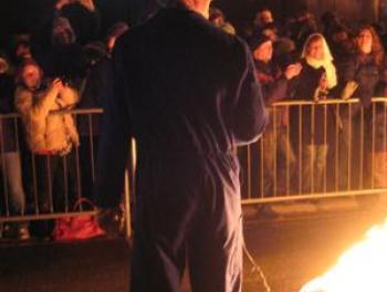 Stonehaven Fireball Festival