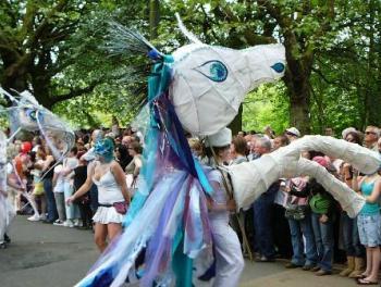 Festival Mardi Gras 2009 (Copyright Garry Milligan)