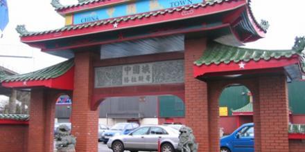 Glasgow Chinatown