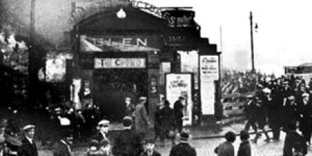 Glen Cinema in its heyday